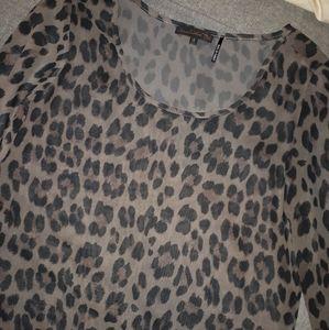SUPER SOFT, SHEER HIGH QUAILTY- Thin blouse